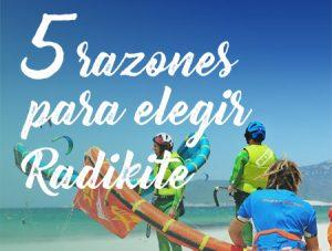 5 razones para elegir nuestra escuela de kitesurf en Tarifa