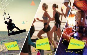 Kitesurf, Warriors Race y relax en Tarifa, el mejor plan para el puente de mayo