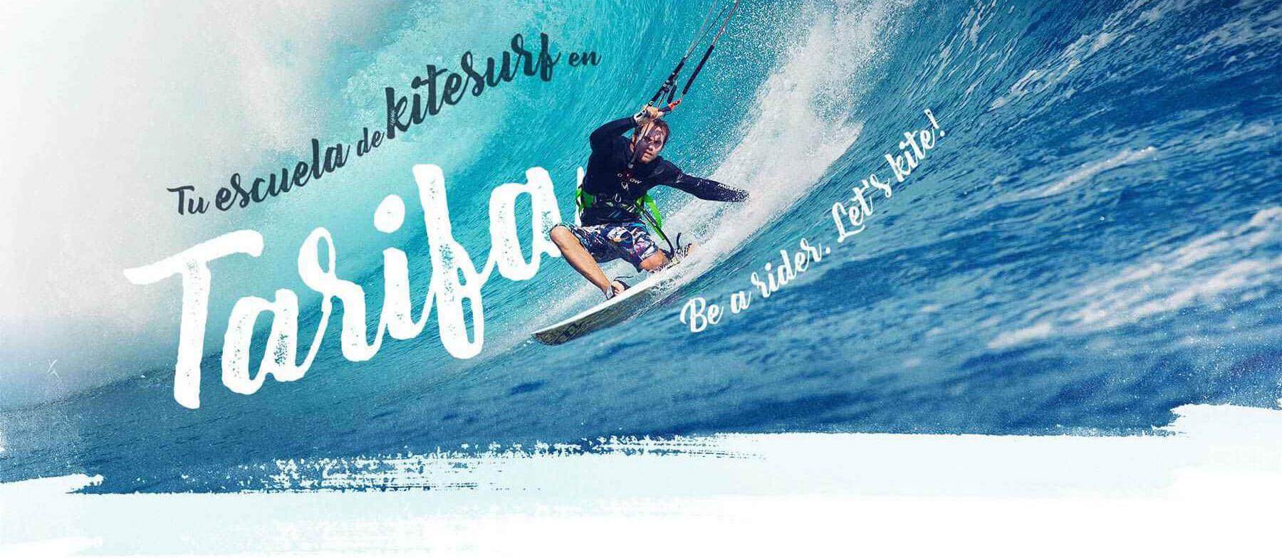 Radikite - Escuela de kitesurf en Tarifa