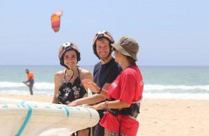 Experiencia kitesurf Tarifa